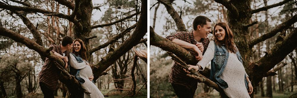 Fotografos boda bodas galicia retrato sesion fotografica bosque embarazada afiestra a fiestra fotografia lidia diego 13 - Lidia & Diego
