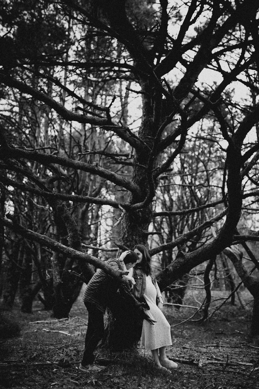 Fotografos boda bodas galicia retrato sesion fotografica bosque embarazada afiestra a fiestra fotografia lidia diego 14 - Lidia & Diego
