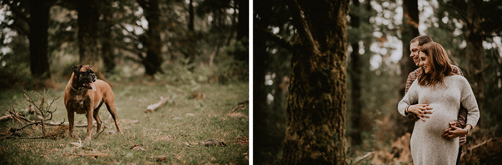 Fotografos boda bodas galicia retrato sesion fotografica bosque embarazada afiestra a fiestra fotografia lidia diego 9 - Lidia & Diego