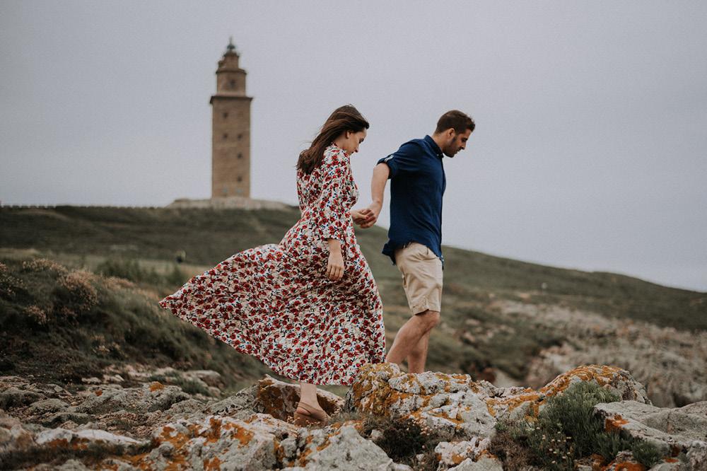 Preboda boda galicia coruna boho wedding fotografo bodas20 - Preboda Nuria & Javi