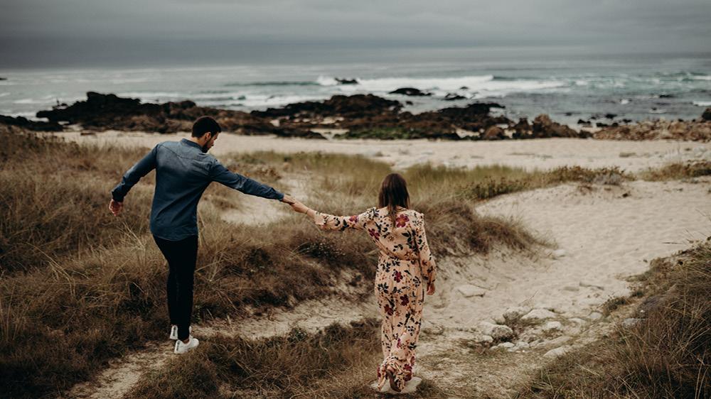 playa galicia sesion pareja preboda postboda afiestra afiestrafotografia 10 - Sesión de pareja en Galicia - Lidia  & Alex