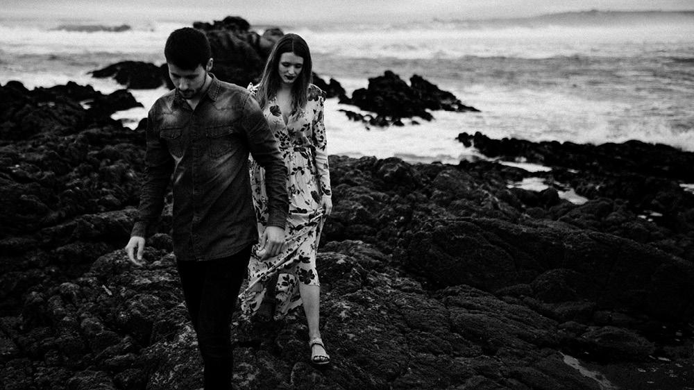 playa galicia sesion pareja preboda postboda afiestra afiestrafotografia 19 - Sesión de pareja en Galicia - Lidia  & Alex