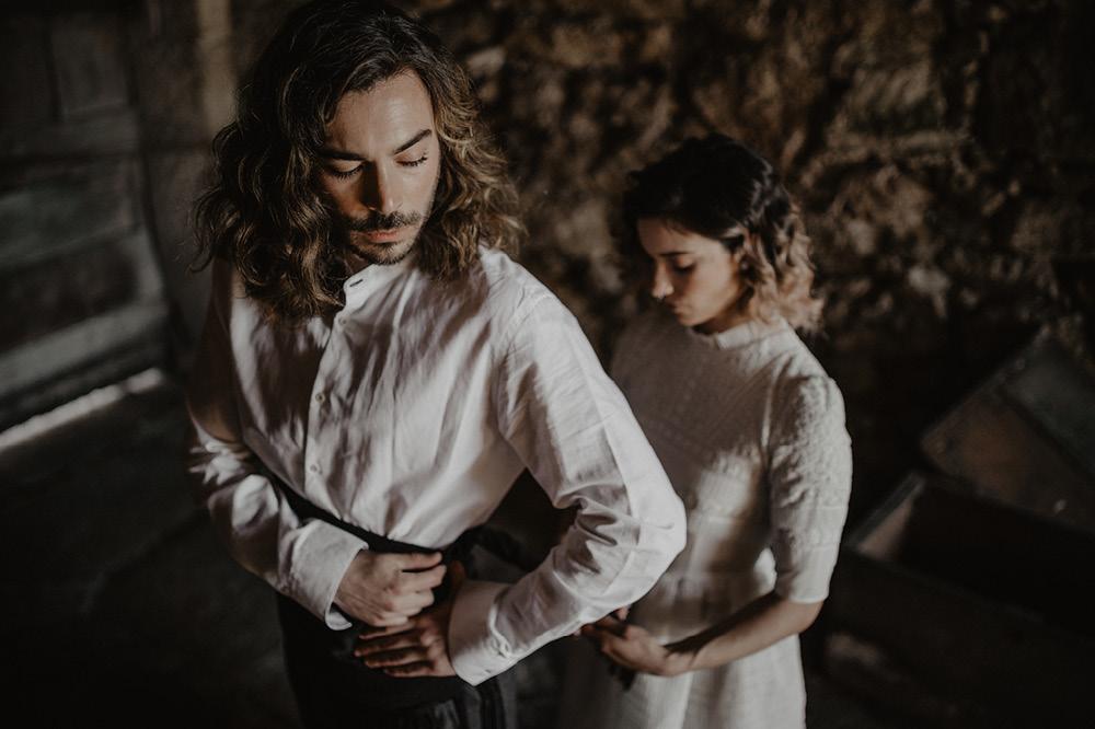 boda noite meiga editorial boda rustica weddingplanner  1 1 - Noite Meiga - Inspiración