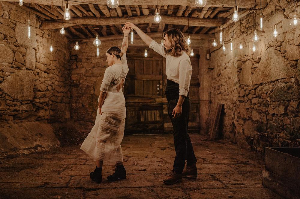 boda noite meiga editorial boda rustica weddingplanner  107 1 - Noite Meiga - Inspiración