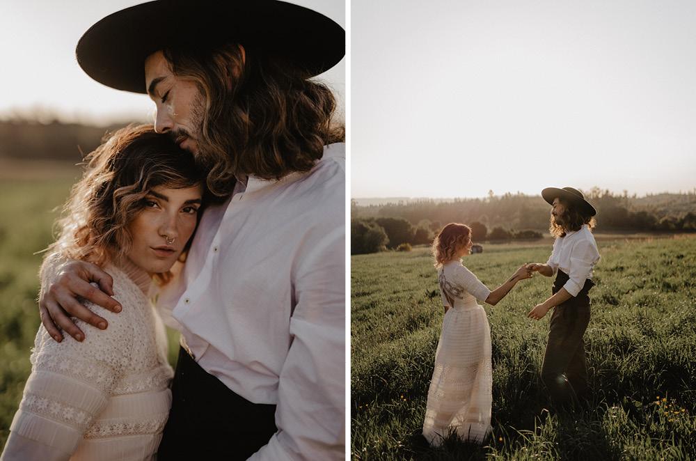 boda noite meiga editorial boda rustica weddingplanner  37 1 - Noite Meiga - Inspiración