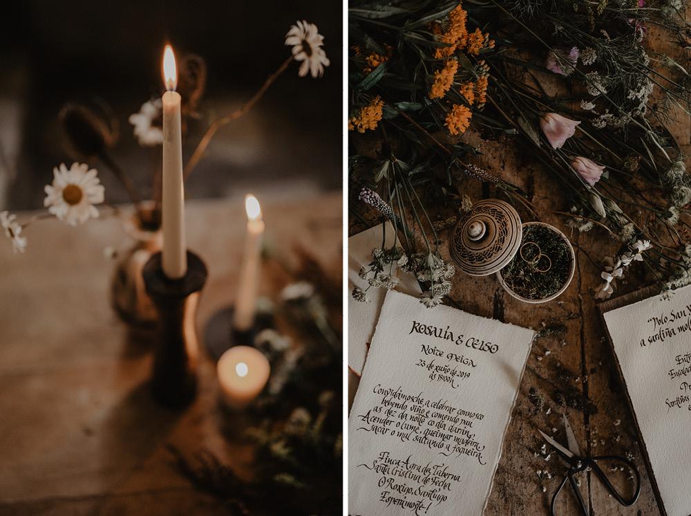boda noite meiga editorial boda rustica weddingplanner  56 1 - Noite Meiga - Inspiración