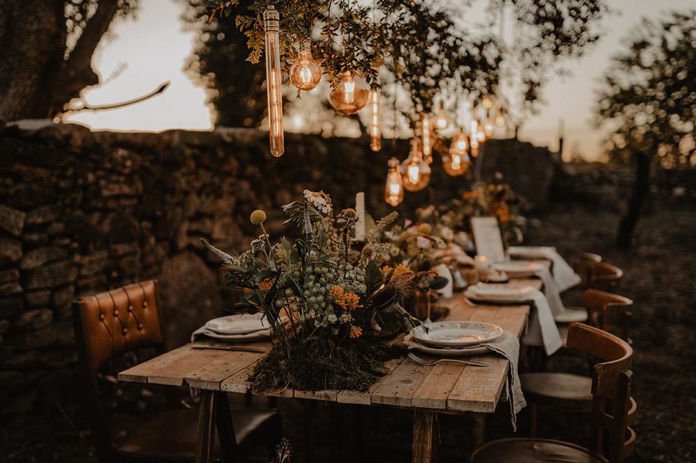 boda noite meiga editorial boda rustica weddingplanner  74 1 - Noite Meiga - Inspiración