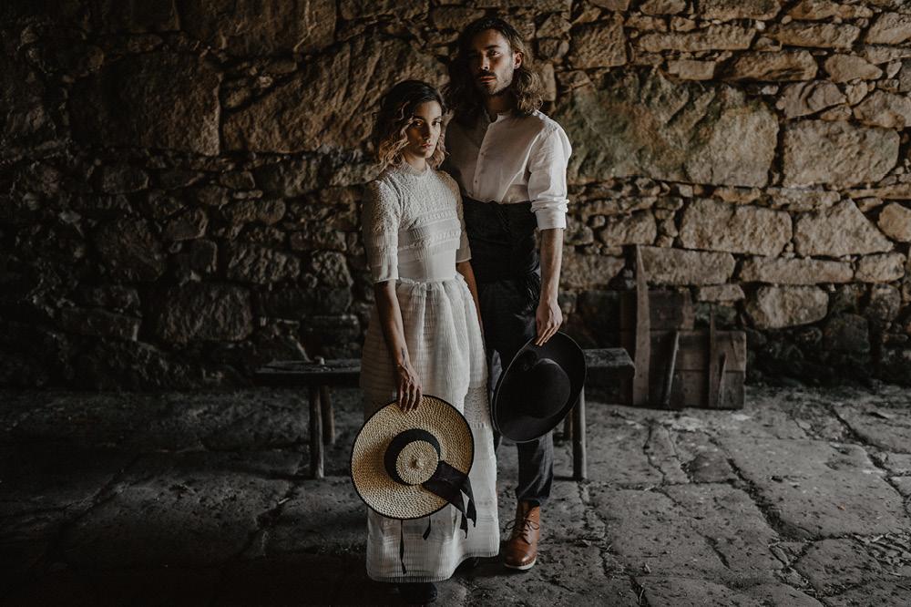 boda noite meiga editorial boda rustica weddingplanner  8 1 - Noite Meiga - Inspiración