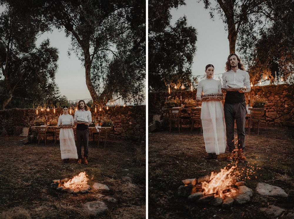 boda noite meiga editorial boda rustica weddingplanner  81 1 - Noite Meiga - Inspiración