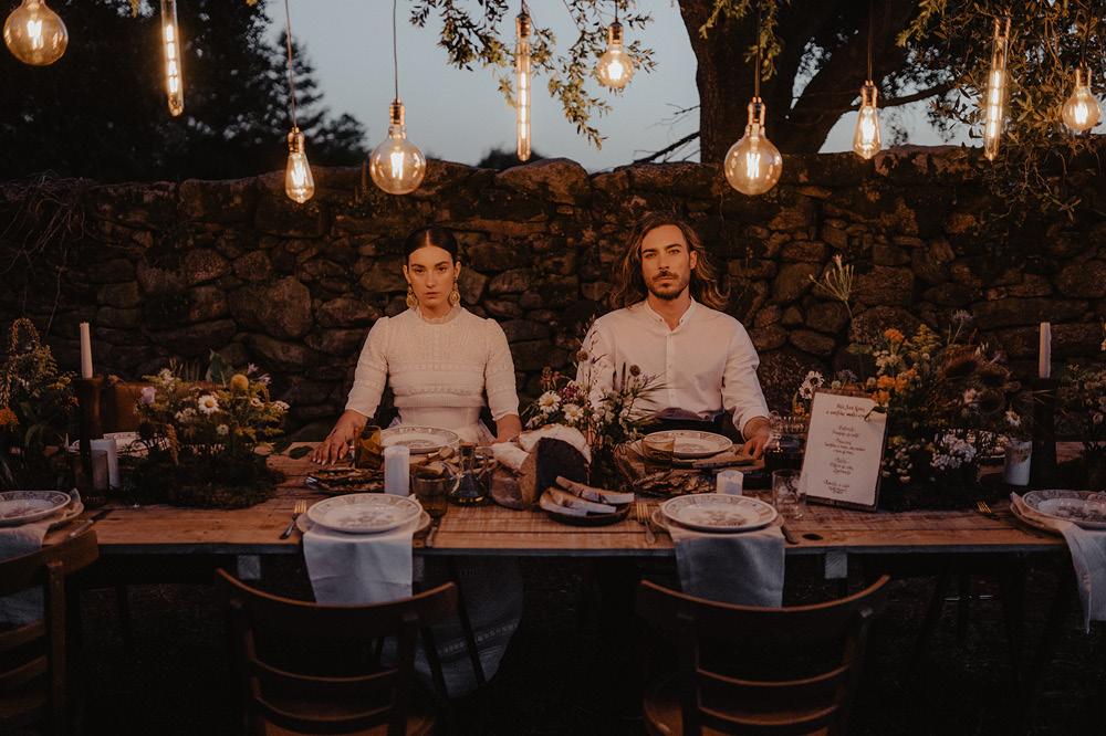 boda noite meiga editorial boda rustica weddingplanner  91 1 - Noite Meiga - Inspiración