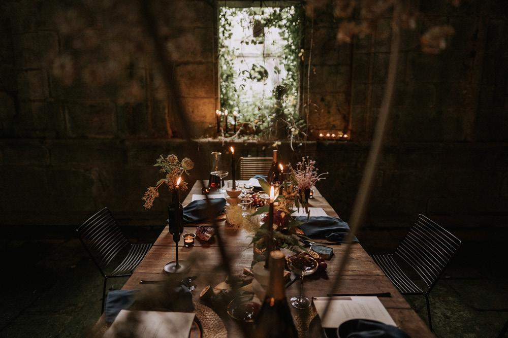 editorial wedding inspiration fotografo bodas galicia planner coruña 45 - It's Time - Inspiración