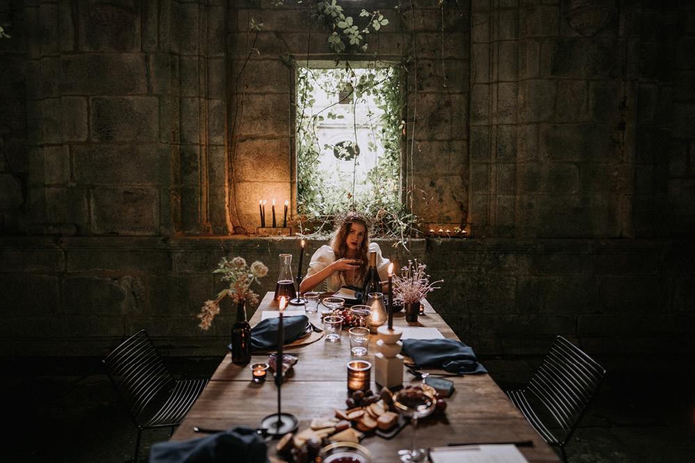 editorial wedding inspiration fotografo bodas galicia planner coruña 50 - It's Time - Inspiración